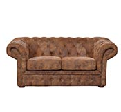 Диван двухместный Chesterfield Vintage