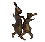 Статуэтка Dancing Rabbits