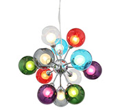 Люстра Bocci Cluster Chandelier 12 Colorful