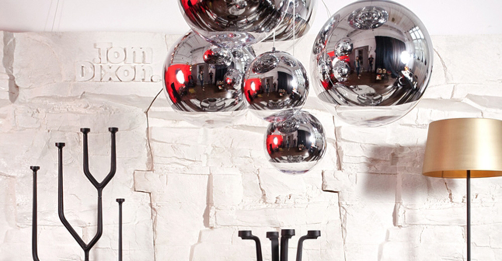 Cветильник Tom Dixon Mirror Ball