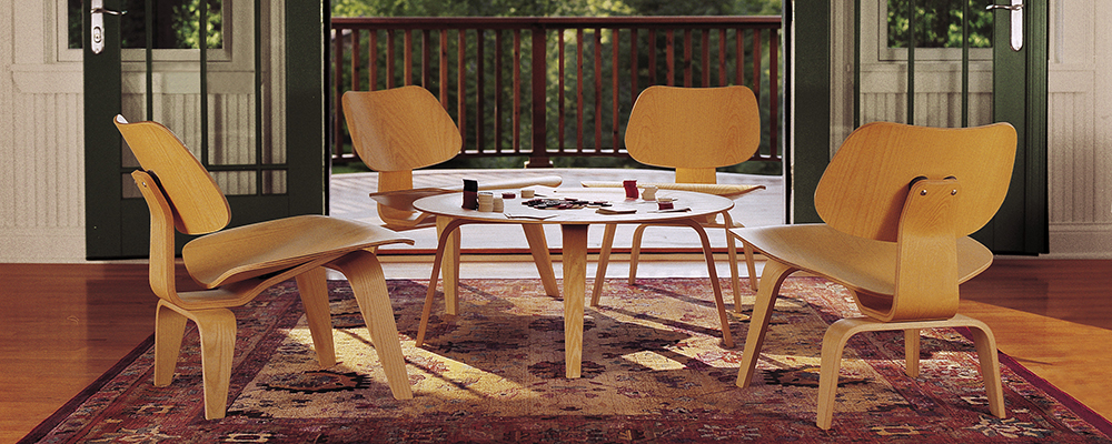 Кофейный столик Eames Molded Plywood