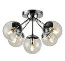Люстра Modo Chandelier Silver Mini